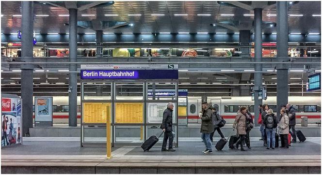 berlin tåg